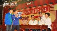 """Ấm áp """"Vì tiếng cười trẻ thơ"""" tại làng trẻ SOS Vinh"""