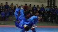 Đoàn Vovinam TP Vinh và Nghi Lộc dẫn đầu số huy chương Vàng