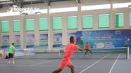 Khai mạc Giải Quần vợt Cúp Hoàng đế Quang Trung lần thứ nhất