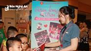 Báo Nghệ An phối hợp với Lotte Cinema chiếu phim miễn phí cho trẻ em
