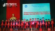 Đại học Vinh trao bằng thạc sĩ, tiến sĩ cho 750 học viên