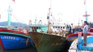 """Thị xã Hoàng Mai: Hàng loạt tàu cá 67/CP """"nằm bờ"""" nhiều tháng liền"""