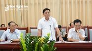 Chủ tịch UBND tỉnh Thái Thanh Quý: Phấn đấu vận hành phố đi bộ vào tháng 1/2020