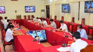 Nghệ An tham dự hội nghị đối thoại phát triển địa phương năm 2021