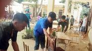 Hơn 500 người tham gia khắc phục hậu quả lũ quét ở Yên Tĩnh