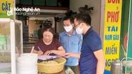 TP. Vinh rốt ráo chỉ đạo dừng hoạt động các hàng quán phòng dịch Covid-19