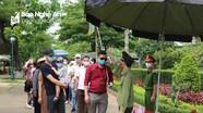 Nghệ An đón hơn 110 nghìn lượt khách du lịch trong dịp nghỉ lễ