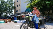 Vất vả mưu sinh giữa nắng nóng đầu mùa ở Nghệ An