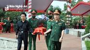 An táng hài cốt 57 liệt sĩ quân tình nguyện và chuyên gia Việt Nam hy sinh tại Lào