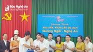 Nghệ An khảo sát để liên kết, phát triển du lịch với các tỉnh Bắc - Nam Trung Bộ