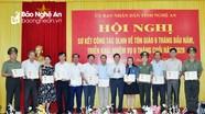 14 cá nhân được nhận Kỷ niệm chương Vì sự nghiệp quản lý nhà nước về tôn giáo
