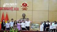 Lãnh đạo tỉnh gặp mặt Hội Đồng hương Nghệ Tĩnh tại Ninh Bình