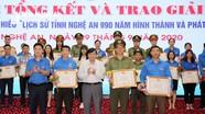 3 tập thể, 66 cá nhân đạt giải Cuộc thi 'Lịch sử tỉnh Nghệ An 990 năm hình thành và phát triển'