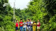 Trường học vùng cao Nghệ An sẽ đánh trống báo hiệu nếu thủy điện xả lũ bất ngờ