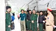 Chuyến công tác cuối cùng của 4 quân nhân Nghệ An hy sinh khi cứu hộ ở Rào Trăng 3
