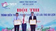 3 tập thể và 6 cá nhân được trao giải Hội thi Trình diễn trang phục trong cơ sở lưu trú du lịch Nghệ An