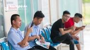 Nghệ An: Nhiều người dân vẫn không đeo khẩu trang nơi công cộng