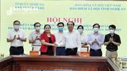 Ký kết phối hợp thực hiện chính sách, pháp luật BHXH, BHYT trên địa bàn Nghệ An