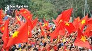 Nghệ An sẽ tổ chức vinh danh các cầu thủ U23 Việt Nam tại TP. Vinh
