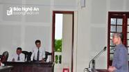 """Xét xử phúc thẩm vụ án Lê Đình Lượng phạm tội """"Hoạt động nhằm lật đổ chính quyền nhân dân"""""""