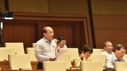 Đại biểu Quốc hội đoàn Nghệ An kiến nghị Luật Giáo dục (sửa đổi) phải sát với thực tế
