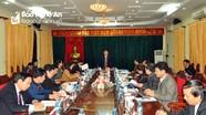 Năm 2019 là năm Nghệ An đột phá cải cách thủ tục hành chính