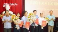 Đảng ủy Khối CCQ tỉnh - Thành ủy Vinh: Chuyển giao, tiếp nhận tổ chức Đảng và đảng viên