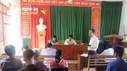 Chủ nhiệm Ủy ban Kiểm tra Tỉnh ủy: Phát huy vai trò lãnh đạo của chi bộ sau khi sáp nhập xóm, bản