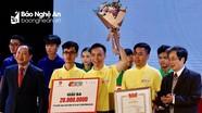 Học sinh trường Phan đạt giải Ba chung kết Cuộc thi tìm hiểu về Đảng Cộng sản Việt Nam