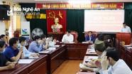 Đô Lương bầu Bí thư Huyện ủy