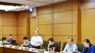 Đại biểu Quốc hội tỉnh Nghệ An nêu ba chủ thể cần lưu ý khi sửa đổi luật
