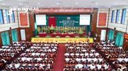 Nghệ An: Đại hội đảng bộ cấp trên cơ sở thành công tốt đẹp