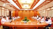 Thông báo triệu tập Đại hội đại biểu Đảng bộ tỉnh Nghệ An nhiệm kỳ 2020 - 2025