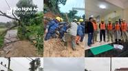 Công ty Điện lực Nghệ An nỗ lực khắc phục sự cố, cấp điện trở lại sau mưa lũ