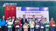 EVNNPC và Điện lực Nghệ An triển khai chương trình 'Trao niềm tin, gửi yêu thương' tại Nghệ An