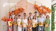 Phát động Giải báo chí Búa liềm vàng - Nghệ An năm 2021