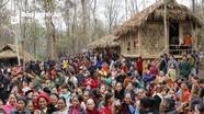Trải nghiệm ở làng văn hóa du lịch cộng đồng nơi miền Tây xứ Nghệ