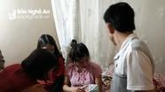 Bé gái 1 tuần tuổi bị bỏ rơi ở Nghệ An được nhiều gia đình muốn nhận nuôi