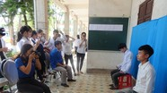 Gần 400 học sinh miền núi được chụp ảnh hồ sơ thi tốt nghiệp THPT miễn phí