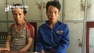 Bắt 2 đối tượng buôn bán ma túy trú cùng bản trong một ngày