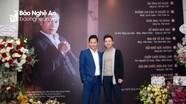 Hát tình cảm, giọng ca 9X Nghệ An được ca sỹ Đăng Thuật khen ngợi