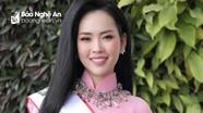 Á quân Người mẫu Quý bà Việt Nam từng là Người đẹp du lịch Nghệ An