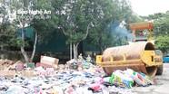 Tiêu hủy hàng lậu, hàng giả trị giá gần 1,8 tỷ đồng ở Nghệ An