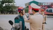 Nghệ An: 49 trường hợp vi phạm nồng độ cồn bị xử phạt trong 5 ngày nghỉ Tết