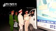 Nghệ An: Xử phạt 319 trường hợp vi phạm nồng độ cồn sau 1 tháng triển khai Nghị định 100