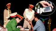 Đại tá Cao Minh Phượng: 'Hạn chế, không có nghĩa thôi kiểm tra, xử lý vi phạm nồng độ cồn'