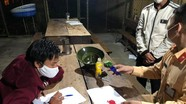 Nam thanh niên mang ma túy vào khu cách ly tập trung ở Nghệ An