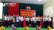 Đại hội Đảng bộ xã Tiền Phong (Quế Phong) nhiệm kỳ 2020 - 2025
