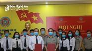 Tăng cường phối hợp giữa Thi hành án dân sự và Tòa án nhân dân hai cấp ở Nghệ An