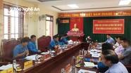 Liên đoàn Lao động thị xã Hoàng Mai bảo vệ quyền lợi hợp pháp của người lao động